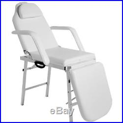 Cool 100261B Beauty Massage Facial Table Bed Couch Wellness Salon Theyellowbook Wood Chair Design Ideas Theyellowbookinfo