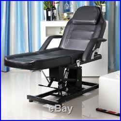 Adjustable Electric Hydraulic Massage Beauty Salon Bed Couch Tattoo Therapy Care