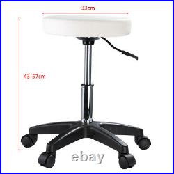 Adjustable Massage Couch Bed Chair & Stool Fit Beauty Salon Table Tattoo Therapy