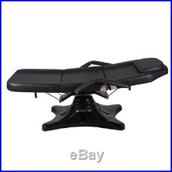 Beauty Bed Reclining Chair Hydraulic Facial Therapy Massage Table Tattoo Couch