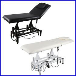 Beauty Salon Bed Reclining Facial Therapy Massage Table Tattoo Couch Adjustable