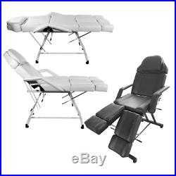 Beauty Salon Chair Massage Table Bed Manicure Pedicure Tattoo Couch Face Hole