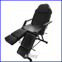 Beauty Salon Chair Massage Table Tattoo Spa Facial Therapy Couch Bed Hydraulic