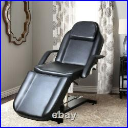 Beauty Salon Hydraulic Bed Massage Table Tattoo Facial Spa Treatment Couch Chair