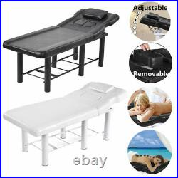 Beauty Salon Massage Bed Tattoo Therapy Table Recliner Heavy Duty Spa Bed Couch