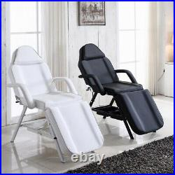Beauty Salon Massage Table Tattoo Facial Therapy Couch Bed with Stool Chair Best