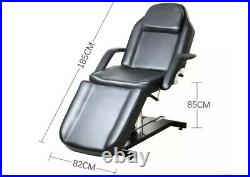 Beauty Therapy Aesthetic Massage Bed Couch Chair Table Black Damage