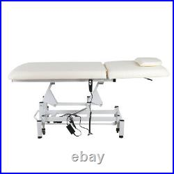 Electric Adjustable Beauty Therapy Salon Treatment Massage Table Bed Couch Beds