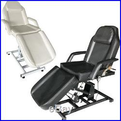 Electric Adjustable Beauty Therapy Salon Treatment Massage Table Couch Chair Bed