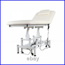 Electric Adjustable Massage Table Bed Beauty Salon Chair Facial Treatment Couch