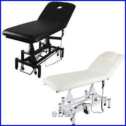 Electric Adjustable Physio Treatment Couch Therapy Bed Chair Beauty Table