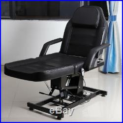 Electric Beauty Salon Chair Tattoo Table Bed Massage Couch Deck Beautician Stool