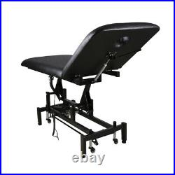 Electric Beauty Therapy Salon Treatment Massage Table Couch Chair Bed Adjustable