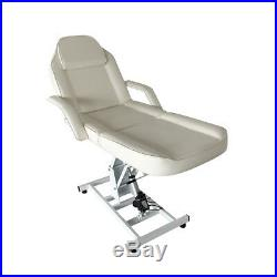 Electric Hydraulic Beauty Massage Bed Therapy Table Spa Relax Chair Couch Tattoo