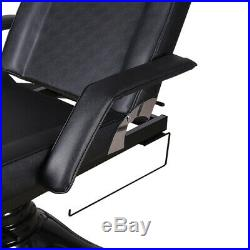 Electric / Hydraulic Beauty Salon Bed Leather Chair Massage Couch Recliner NEW