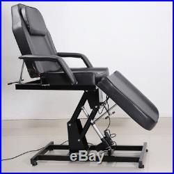 Electric Massage Bed Adjustable Couch Chair Recliner Beauty Table Facial Tattoo
