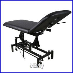 Electric Massage Bed Adjustable Recliner Chair Couch Facial Beauty Salon Table