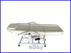 Electric Massage Bed Beauty Bed Massage Salon Table Therapy Tattoo Couch White