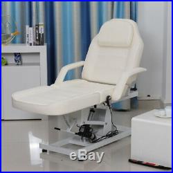 Electric Massage Bed Beauty Salon Chair Facial Tattoo Therapy Spa Table Couch UK