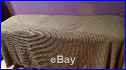Electric Massage Couch Bed Therapist Table. Fully Works. Used Condition