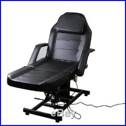 Electric Massage Table Bed Beauty Couch Threading Waxing Tattoo Spa Sturdy Stand