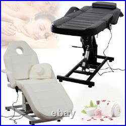 Electric Massage Table Tattoo Beauty Bed Salon Therapy Treatment Couch + STOOL