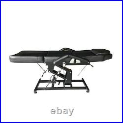 Electric Massage Table Tattoo Beauty Massage Chair Salon Spa Massage Couch Bed