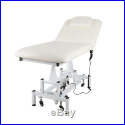 Electric Physio Treatment Couch Therapy Chair Beauty Salon Table Massage Bed Uk