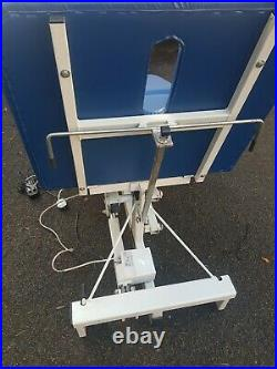 Electric Plinth Physiotherapy, massage, beauty salon, spa couch, bed, table