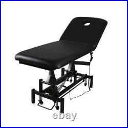 Electric Therapy Massage Bed Couch Chair Physio Beauty Table Hole Tattoo Facial