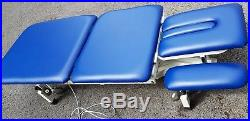 Electric osteopathy, physiotherapy Massage table, bed, couch