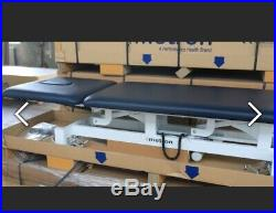 Electric physiotherapy Massage, treatment table, bed, couch, Metron Elite 2