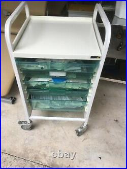 Examination 3 Section Electrical Couch Medical Bed Physio Massage Beauty