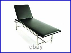 Examination Rest Couch Bed Adjustable Back Medical Room School Work Office