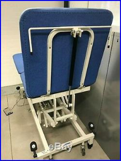 Examination couch, massage table, physio plinth bed