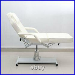 Hydraulic Massage Couch Bed Chair & Stool Fit Beauty Salon Table Therapy Tattoo