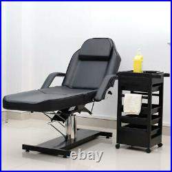Hydraulic Massage Table Multi-Purpose Spa Beauty Couch Salon Bed Therapy Tattoo