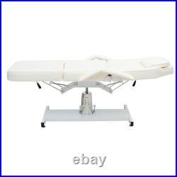 Hydraulic Massage Table Tattoo Beauty Massage Chair Salon Spa Massage Couch Bed