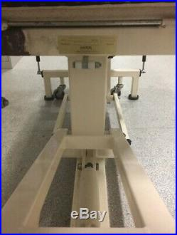 Hydraulic Physio Treatment Couch Plinth Massage Bed/Table 3 Section