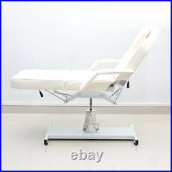 Hydraulic Recliner Beauty Couch Bed Massage Lounge Facial Bed Therapy Table Beds