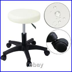 Hydraulic Swivel Massage Table Bed Beauty Chairs Therapy Tattoo Couch with Stool