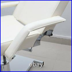 Hydraulic Swivel Massage Table Bed Beauty Salon Spa Chair Therapy Tattoo Couch