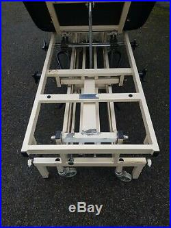 Hydraulic physiotherapy Massage, treatment table, bed, couch