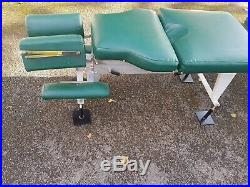 Lloyd Chiropractic table, massage bed, couch