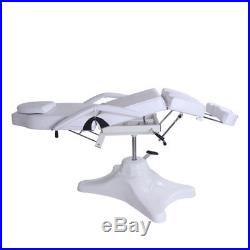Massage Bed Table Beauty Tatto Salon Couch by Urbanity White Height Adjustable