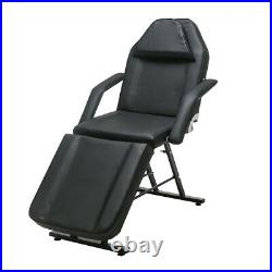 Massage Bed Table Facial SPA Beauty Salon Chair Reclining Therapy Tattoo Couch
