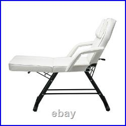 Massage Couch Bed Beauty Salon Chair Tattoo Therapy Table Recliner Adjustable UK