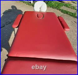 Massage Royal Massage Table Bed Therapy Couch Beauty Salon Folding Portable
