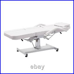 Massage Table 3 Section Adjustable Bed Couch Beauty Salon Tattoo Recliner ChairS