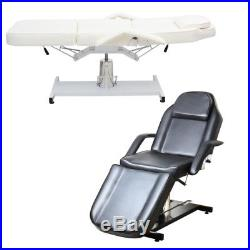 Massage Table Beauty Salon Chair Treatment Tattoo Spa Couch Bed with Stable Base